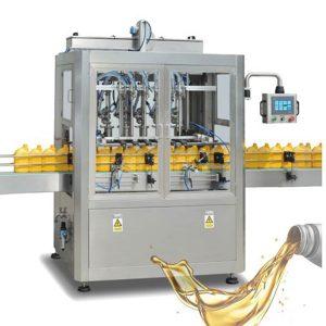 100-5000のmlの液体石鹸の充填機のグリースの充填ライン