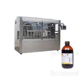 殺虫剤/化学薬品のための3000 B / H 1Lの薬剤の液体の充填機