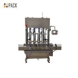 500ml-5L 12ヘッド自動肥料液体重力充填機