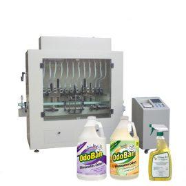 防食消毒液ハンドサニタイザーおよびアルコール液体充填機