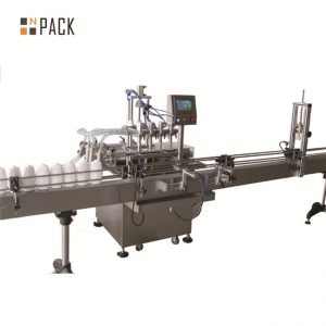 6.5kw力の自動液体の満ちるライン20-50本のびん/最低容量