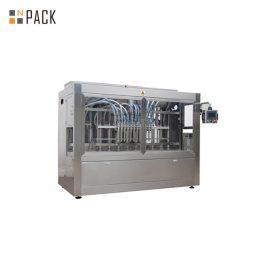 16のノズルの自動線形液体の充填機、プラスチックびんの充填機