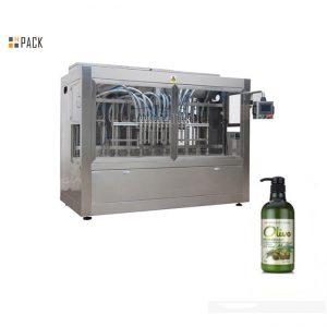100ml-1Lシャンプー/ローション/石鹸用液体充填機
