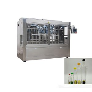 びんおおう機械および二重側面の分類機械が付いている液体のびんの満ちるライン