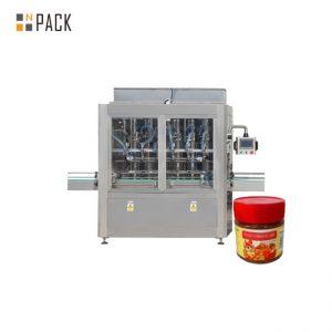 耐摩耗性ソース充填機ジャム充填機304ステンレス鋼