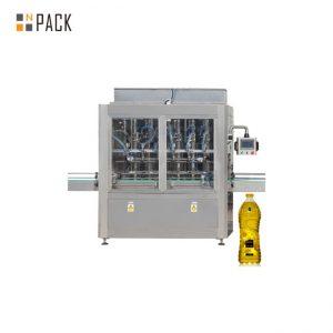30-80 B / MIN 0.5-5Lのための自動8つの頭部の線形サーボモーター制御ピストン充填機