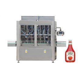 自動粘性のりのはちみつ油のトマトソースののりの液体の充填機